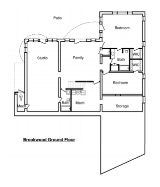 brookwood ground floor